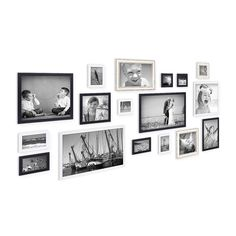 Gallery Wall, Poster, Modern, Frame, Home Decor, Pictures, Photo Wall Collage, Postcards, Creative