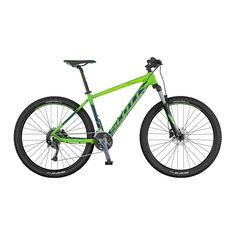 5f36db50d Scott Aspect 740 Green - 2017 Mountain Bike on sale in the UK along with  best