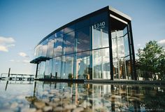 Spencer's at the Waterfront: Modern Chic Venue with Awe-Inspiring Ontario Views