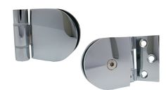 spiral hardware - glass to wall Glass Hinges, Spiral, Round Sunglasses, Hardware, Wall, Computer Hardware