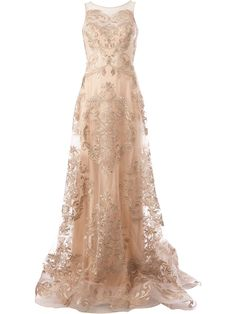Georges Mak 'charlize' Embroidered Dress - L'eclaireur - Farfetch.com