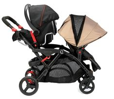 simple double stroller - 235×204