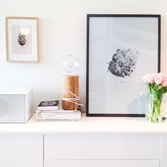Repost from Instagram. 1:1 Pine Cone (Pink) & 1:1 Hailstone (Light Blue) by Form Us With Love. Buy prints at https://paper-collective.com/product/nature-11-hailstone-light-blue/ #hailstone #papercollective #formuswithlove #livingroom