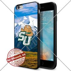 WADE CASE Stetson Hatters Logo NCAA Cool Apple iPhone6 6S Case #1571 Black Smartphone Case Cover Collector TPU Rubber [Forest] WADE CASE http://www.amazon.com/dp/B017J7L5Q4/ref=cm_sw_r_pi_dp_bJJrwb0WTEQ3E