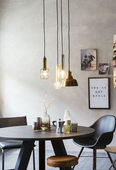Hey, mag het licht aan? - Meubeltrack Inspiratie Diy Interior, Home Interior Design, Interior Decorating, Room Design Bedroom, Dining Room Design, Deco Furniture, Living Room Inspiration, Home Decor, Future