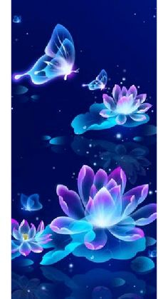 Flowers Wallpaper Iphone Purple Backgrounds Ideas For 2019 Flower Phone Wallpaper, Neon Wallpaper, Butterfly Wallpaper, Butterfly Art, Cellphone Wallpaper, Flower Wallpaper, Disney Wallpaper, Wallpaper Backgrounds, Iphone Wallpaper