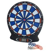 Electronic Dart Board with Soft Tip Darts