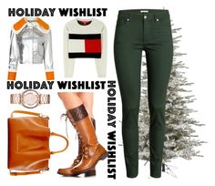"""""""Wishlist"""" by carlina-tof ❤ liked on Polyvore featuring Anna K, Tommy Hilfiger, Dooney & Bourke, Marc by Marc Jacobs, H&M, contestentry and 2015wishlist"""