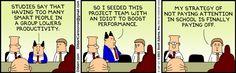 The Dilbert Strip for June 18, 2013