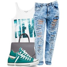 Untitled #1361, created by ayline-somindless4rayray on Polyvore