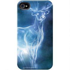 Harry Potter's Patronus iPhone Case