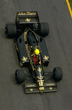 Ayrton Senna (Brazil 1986)
