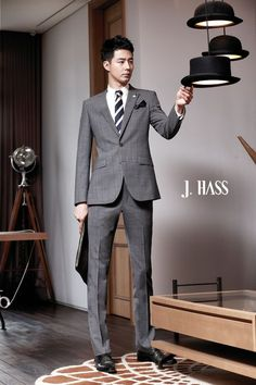 Jo In Sung for Parkland J. HASS (what great lights these would be for a man's dressing room)