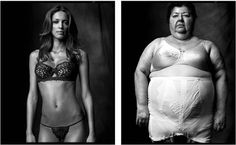 """""""Created Equal"""" is an amazing photo project of photographer Mark Laita that focuses on the contrasts between people, the lives and cultures through beautiful portraits in black and white."""