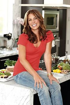 Jillian Michaels.  I seriously want to BE her.