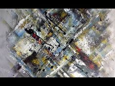 The Passage - Einfach Malen - Easy Painting - Abstract - 10 min. - YouTube