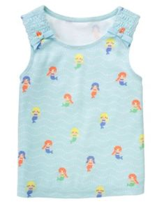 NWT Gymboree Baby Toddler Girl KITTY IN PINK Daisy Cover-Up