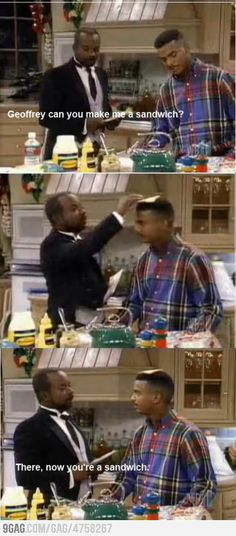 The Fresh Prince of Bel-Air~ one of my favorite if not my favorite shows of all time
