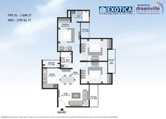 Exotica Dreamville Homes in Noida Extension