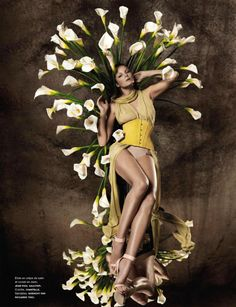 Nymphe   Eniko Mihalik   Warren du Preez & Nick Thornton Jones #photography   Numéro 133