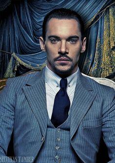 "~ † Jonathan Rhys Meyers † As Alexander Grayson ~In NBC""s Dracula ~By @SylviaTumblr.Com †"