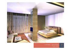 Studio Apartment Layout Concept