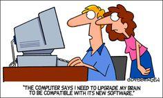 The Best Computer and Technology Jokes - - Technology Posters, Technology Humor, Medical Technology, Computer Technology, Technology Apple, Technology Wallpaper, Technology Background, Futuristic Technology, Technology Design