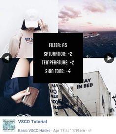 ©VSCO Tutorials