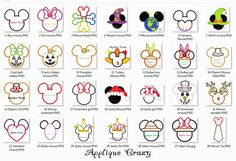 LIMITED time ONLY DEAL Pick any 3 and get one by AppliqueCrazy, $12.00