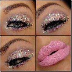 blue eyes makeup 931