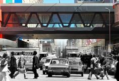 Seven incredible pictures of Johannesburg then and now