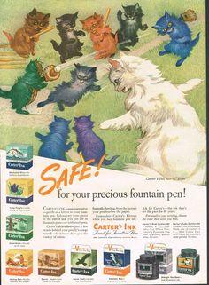 Safe kitties