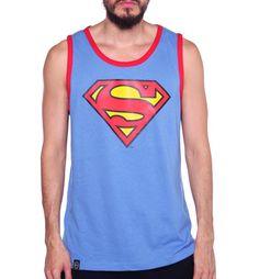 Tank Top Logo Superman  $ 190.00