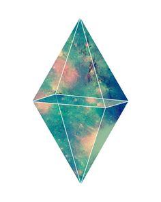 M17 Prism, by Panimalia    panimalia.etsy.com, $18.00 (8x10)