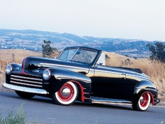 My dream car - 1946 Ford Convertible.