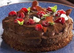 Gâteau Marcel - suklaakakku, resepti – Ruoka.fi