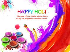 Happy Holi 2016 Images, Wishes and Quotes