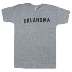 oklahoma flag shirt