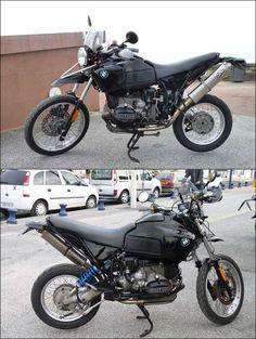 BMW R100GS - atelier 11