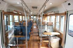 座席探訪 キハ47系 指宿枕崎線観光特急「指宿のたまて箱」