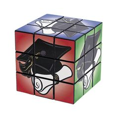 Relive nostalgia on your graduation day with this classic puzzle game! Our Graduation Magic Cubes are more difficult to solve than they look. Hand these cubes out as party favors for hours of mind boggling fun. 2 x 2 x 2 © OTC Graduation Party Supplies, Graduation Day, Graduation Parties, Cube Puzzle, Novelty Toys, Star Party, Oriental Trading, Shooting Stars, Crafty