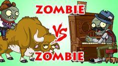 Plants Vs Zombies 2 - Wild West Zombie vs Wild West Zombie