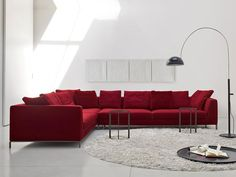 Ray Sofa / Designed by Antonio Citterio for B Italia.