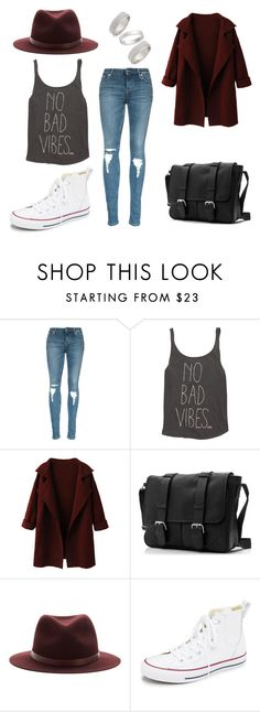 """""""..."""" by alma-mesic on Polyvore featuring Billabong, WithChic, rag & bone, Converse, Topshop, women's clothing, women's fashion, women, female and woman"""