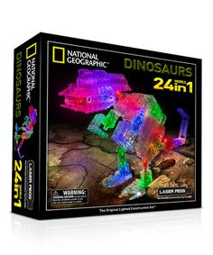 This Dinosaurs Light-Up Building Set is perfect! #zulilyfinds