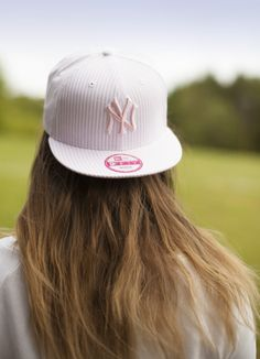 8e553fb5c44 Add a bit of candy stripes to any outfit with the New Era 9fifty cap Candy