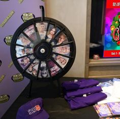 Prize Wheel, Spinning, Tabletop, Wheels, Action, Live, Instagram, Products, Hand Spinning