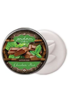 With the Chocolate Mint Lotion Bar $8 there's no reason you shouldn't be able to get a massage anywhere from your significant other. Perfect for massaging sore muscles and aching feet.