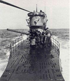 U-Boats ~ German submarine U-201 ~ BFD