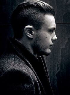 Michael Pitt. I don't necessarily think he's attractive but there's something about him. He is an amazing actor.